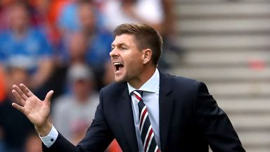 Gerrard prioritising league over Europe