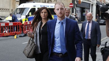 Stokes found not guilty