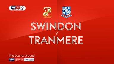 Swindon 3-2 Tranmere