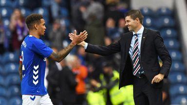 Gerrard: Tavernier will not go cheaply