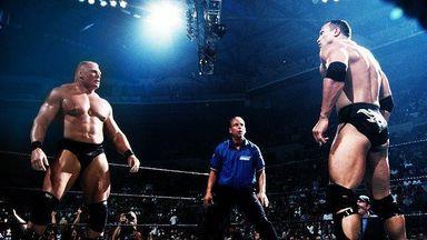 SummerSlam Rewind: Brock beats Rock