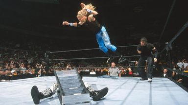 SummerSlam Rewind: First TLC Match