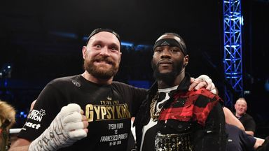 Fury: Las Vegas will be a doddle!