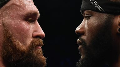 Wilder: Fury fight is on