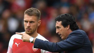 Emery: I respect Ramsey's decision
