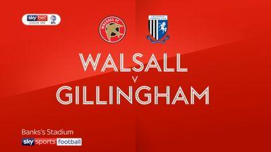 Walsall 2-1 Gillingham