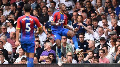 Fulham 0-2 Crystal Palace