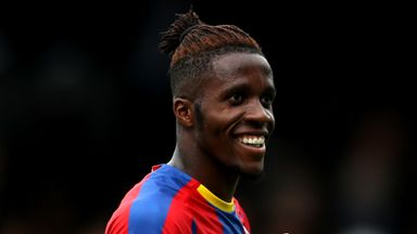 'Zaha could play for Real Madrid'