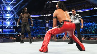 R-Truth earns shot at Nakamura