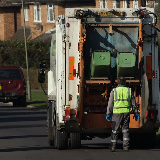 Sky Data poll: Public would prefer council services cuts to tax increases