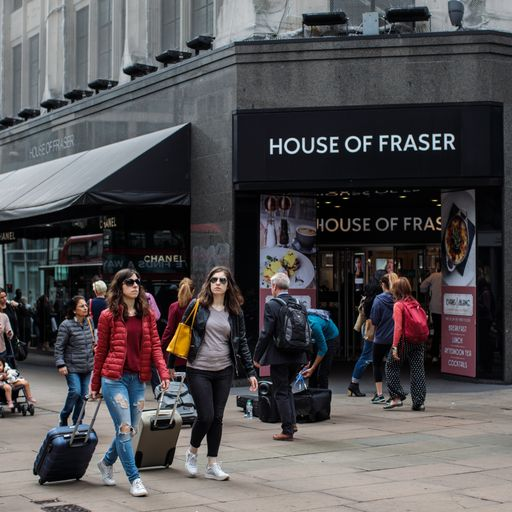 How did House of Fraser get into this mess?