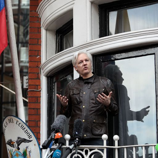 Assange 'must eventually leave embassy'
