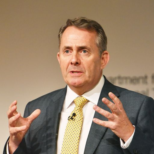Liam Fox: EU pushing Britain towards no-deal Brexit