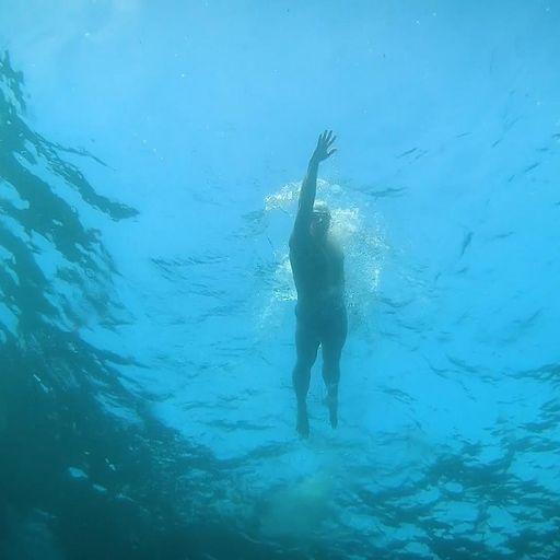 The Long Swim: Lewis Pugh's daily blog