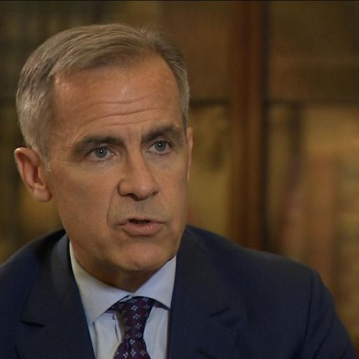 Risk of no deal Brexit 'uncomfortably high', Bank of England governor admits