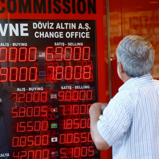 Turkey ready for 'all measures' as currency tanks