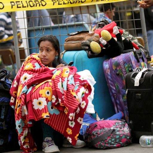 Why is Venezuela a country in turmoil?