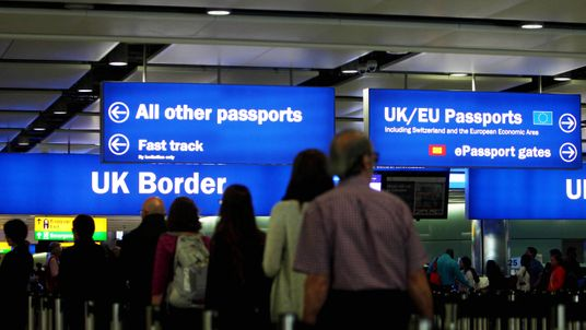 Border Force hit its 45 minute waiting time target on just one day in July