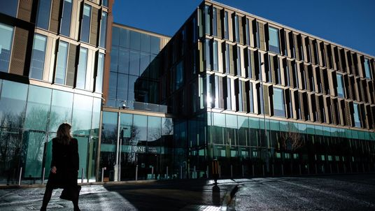 Northamptonshire County Councils headquarters in  One Angel Square, which was opened in October 2017
