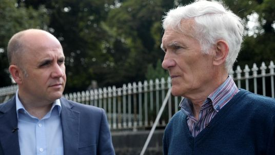 Peter Mulryan says he wants the Pope to apologise