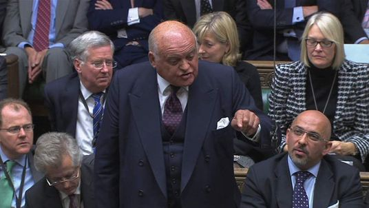 Sir Peter Tapsell was first elected as an MP in 1966