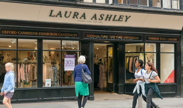 Laura Ashley secures loan to ease worries over funding