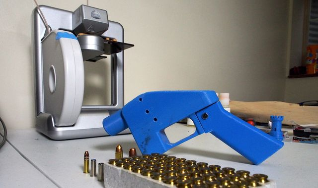 Tendai Muswere: London student accused of making two guns using 3D printer