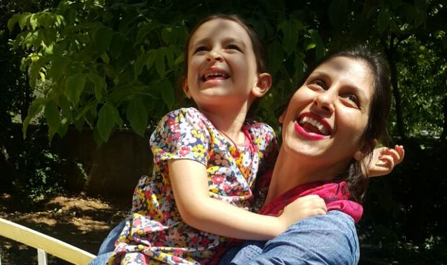 Nazanin Zaghari-Ratcliffe: Jailed British mother could be freed by Iran in 'prisoner swap'