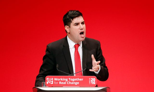 Richard Burgon: Labour MP 'regrets' making Zionism remark