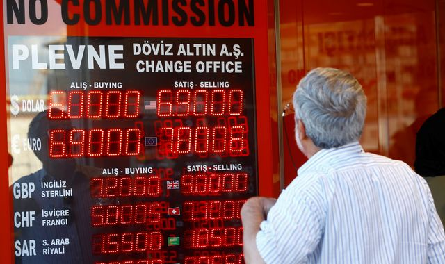 Turkish Central Bank takes steps to provide liquidity
