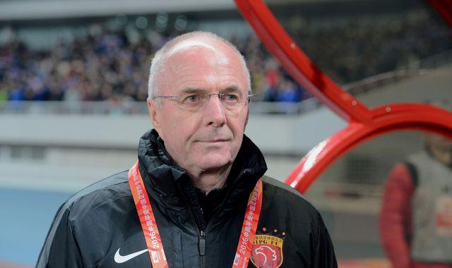 Sven-Goran Eriksson open to Scotland manager talks