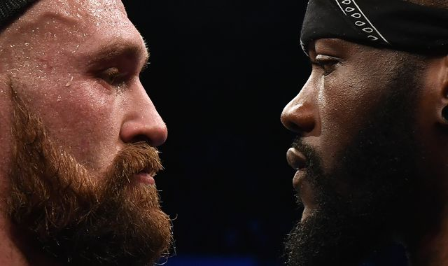 Ruiz Jr vs Joshua: Tyson Fury and Deontay Wilder 'froze me out' says Anthony Joshua