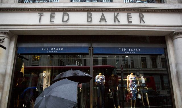 Ted Baker hires Deloitte to probe £25m missing stock mystery