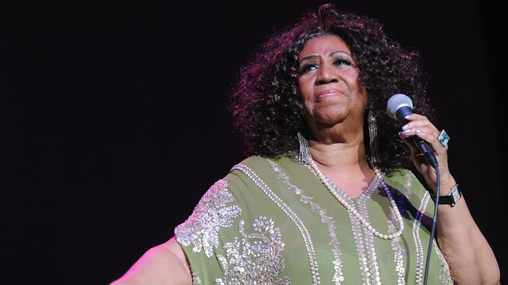 Aretha Franklin was named the best singer of all time by Rolling Stone in 2013