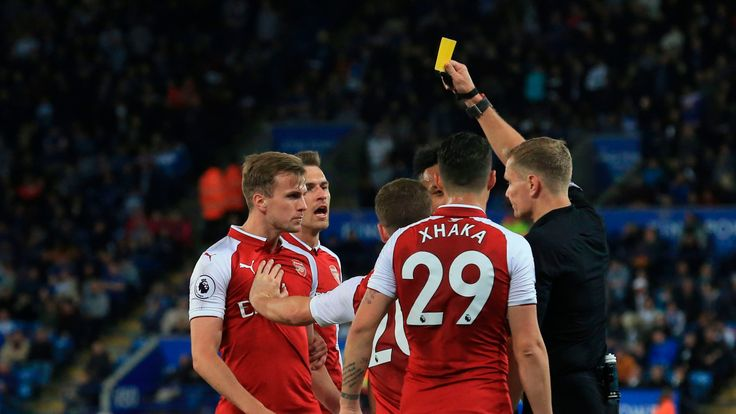 There have been changes to the bans resulting from yellow and red cards