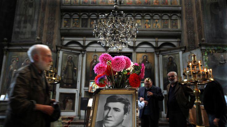 Commemoration service for Georgi Markov