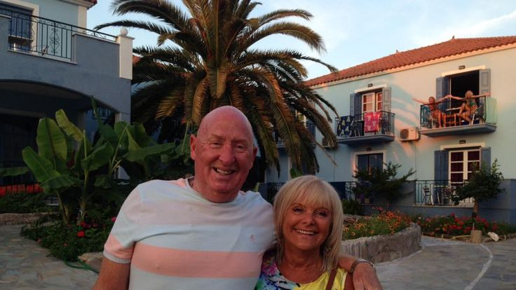 John and Susan Cooper died at a resort in Hurghada, Egypt