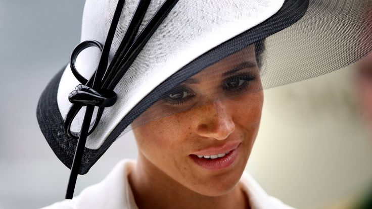 Meghan, Duchess of Sussex, has been having summer family dramas