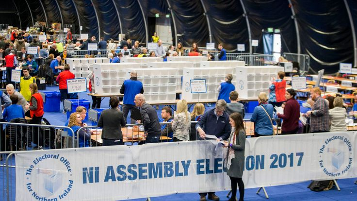 Northern Ireland's Assembly election