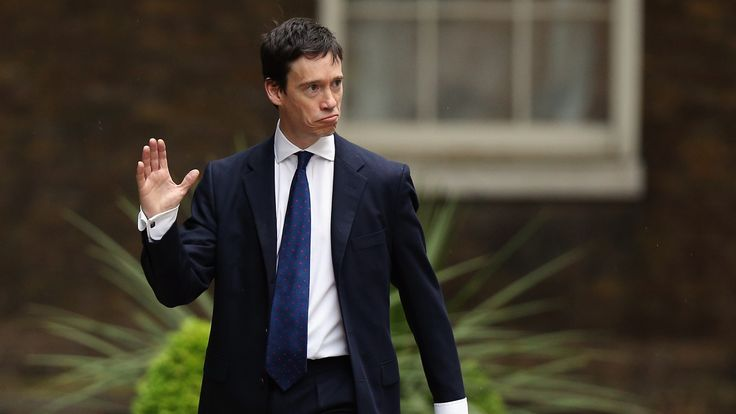 Rory Stewart announced funding for 10 prisons in England and Wales