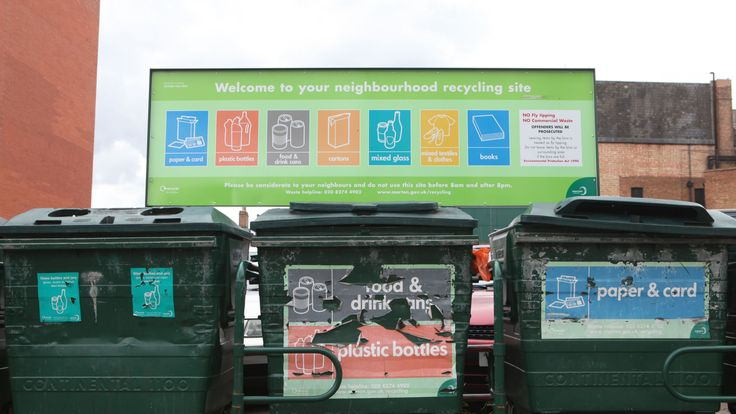Fifth of councils see recycling cost rise after China ban