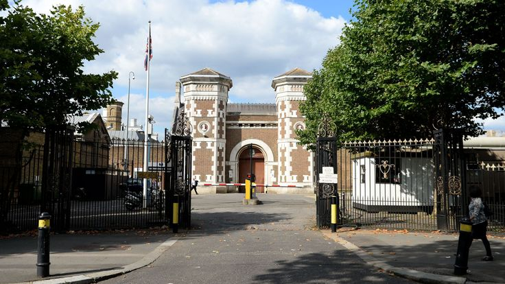 Wormwood Scrubs, a prison in Hammersmith and Fulham, prisoners are said to suffer appalling conditions