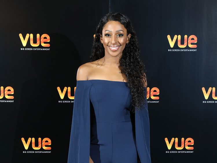 Alexandra Burke is the first ever Notting Hill Carnival ambassador