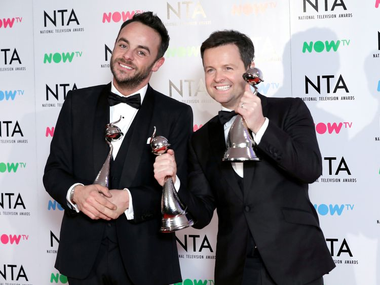 Dec to get new co-host on I'm A Celebrity