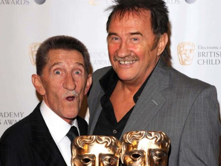 'I've lost my brother and best friend': Barry Chuckle dies