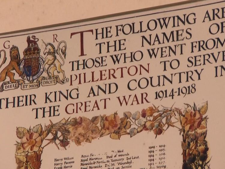 About 1,400 bell ringers were killed in the Great War