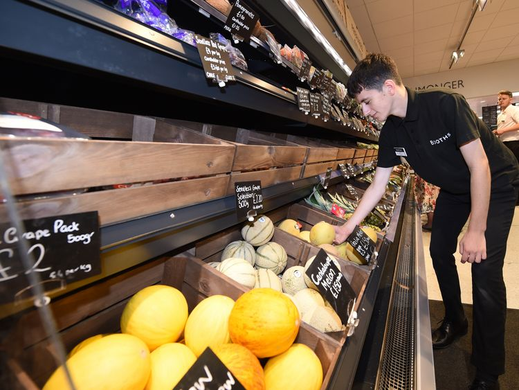 The supermarket is going to extra lengths to decrease single-use plastics in its stores