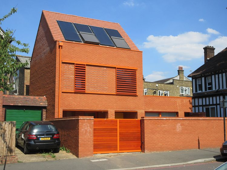 20 Ambleside Avenue could be crowned the ugliest building in the UK. Pic: Building Design