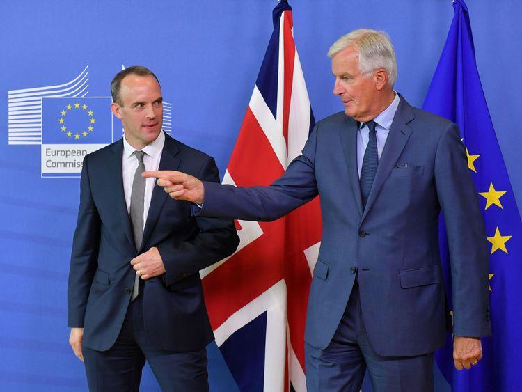 Barnier tells MPs: Key parts of PM