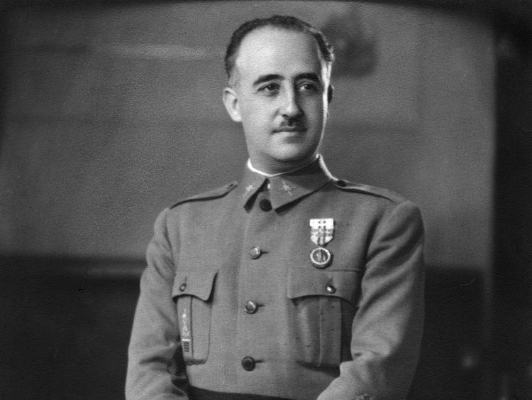 General Franco ruled Spain until 1975